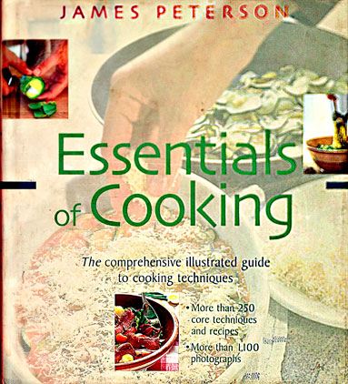 Essentials of Cooking cover